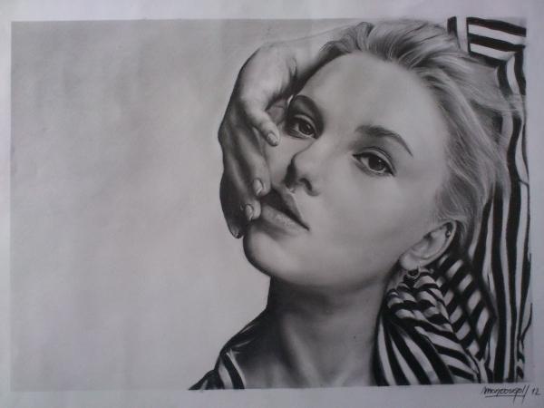 Scarlett Johansson por mancasgall
